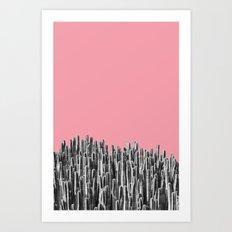 Cacti 02 Art Print