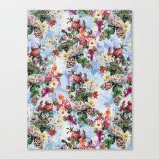 Summer Botanical Garden IX-II Canvas Print