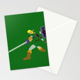 Ready for Action Stationery Cards