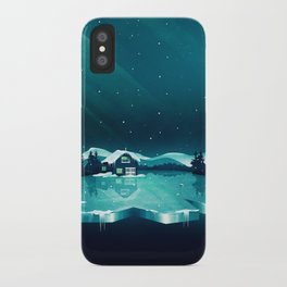 Frozen Magic iPhone Case