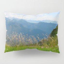 Mountain flowers Pillow Sham