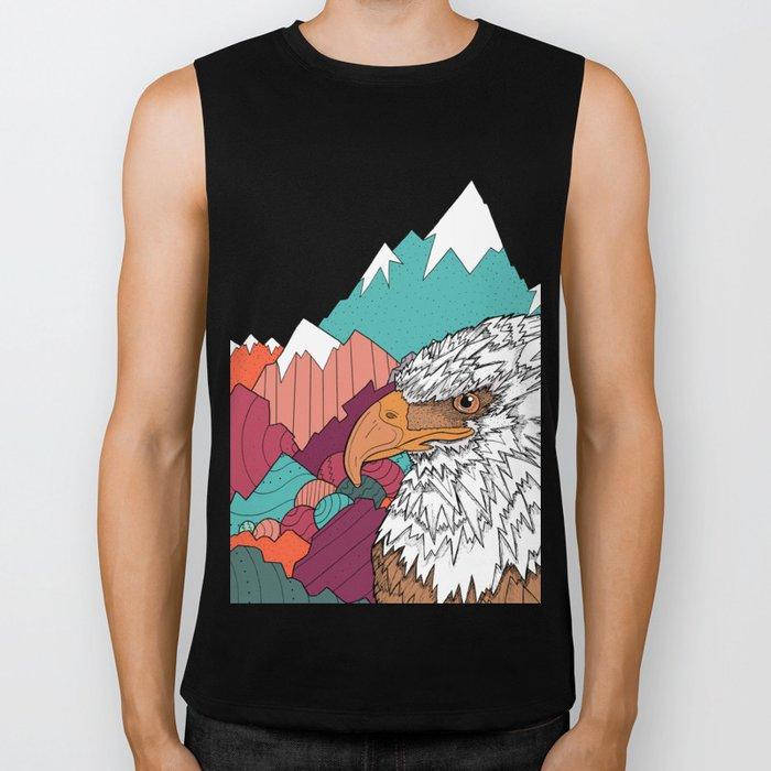 Mount Eagle Biker Tank
