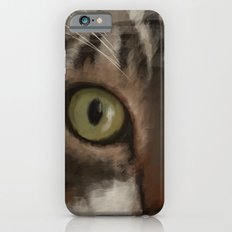 Cat Closer iPhone 6s Slim Case