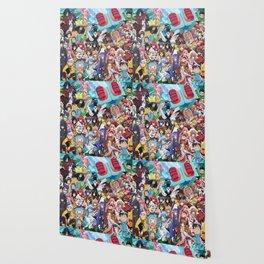 Anime All v4 Wallpaper