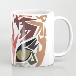 Cat Me Tattoo Coffee Mug