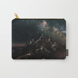 Velaris, City of Starlight, Night Court, A Court of Thorns and Roses Carry-All Pouch