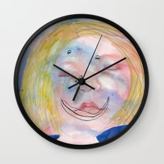 I feel tired Wall Clock
