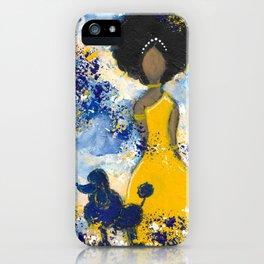 RHOyal Angel iPhone Case