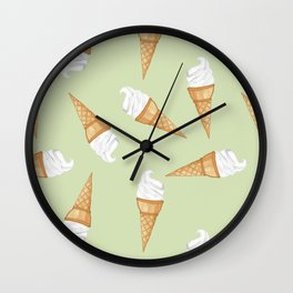 Sorvete Wall Clock