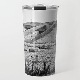 blast doors Travel Mug
