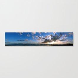 Sea and Sky Scenery -  Canvas Print