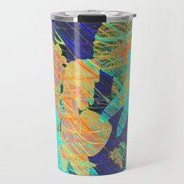 Colorful Dragonflies QD Travel Mug