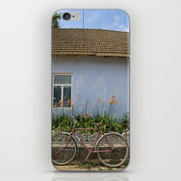 Bike Rest iPhone Skin