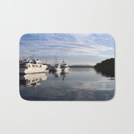 Friday Harbor Bath Mat