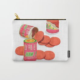 Haw Flakes Carry-All Pouch