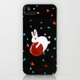 Rabbit Hump iPhone Case