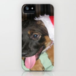 Christmas Koda iPhone Case