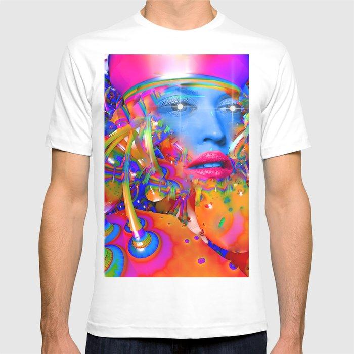 Organic Machine T-shirt
