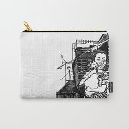 A Tree Growing Up In Brooklyn. Carry-All Pouch
