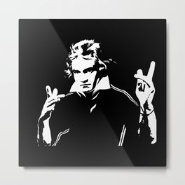 Beethoven Fighter Metal Print