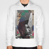 grace Hoodies featuring Grace by Galvanise The Dog