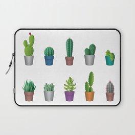 A Succulent Selection Laptop Sleeve