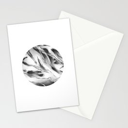Mountain Ribbons- Circle Stationery Cards