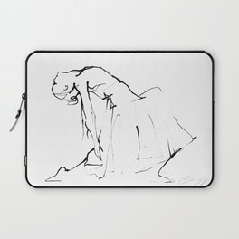 Ballet Dance Drawing Laptop Sleeve