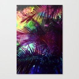 space tropicana Canvas Print