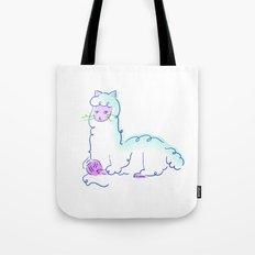 Alpacat Tote Bag
