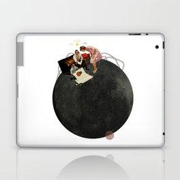 Life on Earth    Collage   White Laptop & iPad Skin
