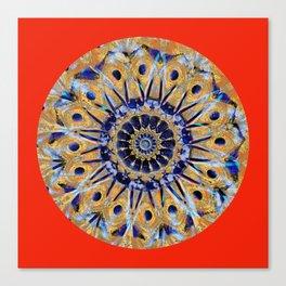 Colorful Mandala WD Canvas Print