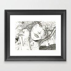 040412 Framed Art Print
