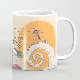 Surf Before Christmas Coffee Mug
