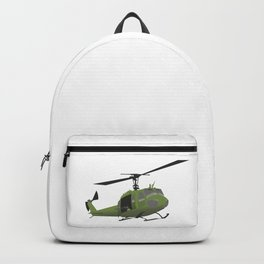 UH-1 Huey Helicopter Backpack