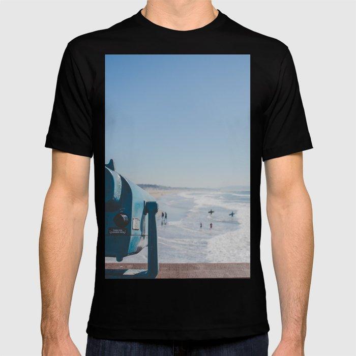 Sight And Surf Venice Beach California T Shirt