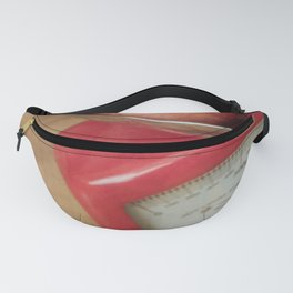 Vintage Apples In Scales Photograph Fanny Pack