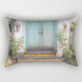 Marigolds Rectangular Pillow