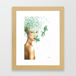 Ximena Framed Art Print