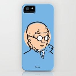 David Hockney iPhone Case