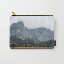 Beautiful Yosemite in Fall Carry-All Pouch