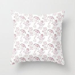 Stanley Pines Pattern Throw Pillow