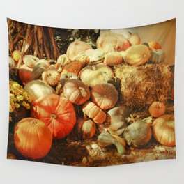 Autumn Collection Wall Tapestry
