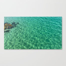 Egypt - Mediterranean Sea Canvas Print