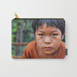 Look in the eyes II Carry-All Pouch