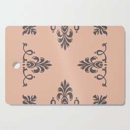 Rococo Floral Elements I Cutting Board