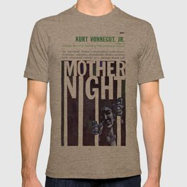 Vonnegut - Mother Night T-shirt