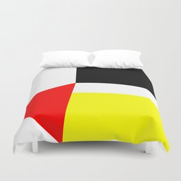 Ode to Piet Duvet Cover