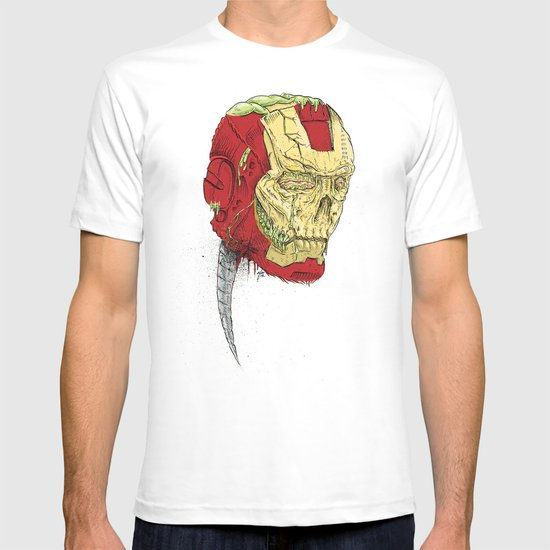 The Death of Iron Man T-shirt