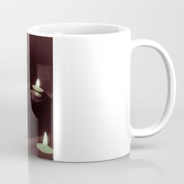 split toning candels Coffee Mug